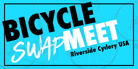 Cyclery USA Bicycle Swap Meet Seller's Registration