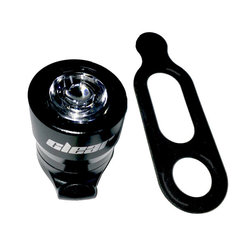 Clear Front Light, 2 LED, w/USB-4 Mode