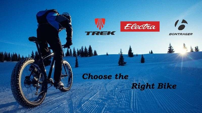 Choose the Right Bike