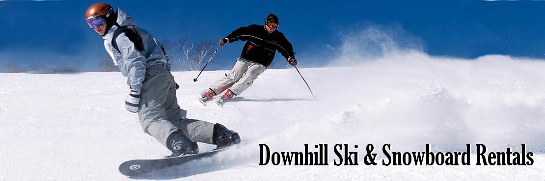 ski snowboard rentals