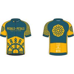 Bontrager Pedals & Petals Custom Jersey