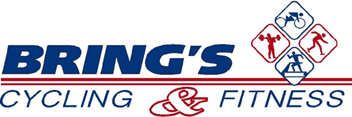 Bring's Cycling & Fitness Logo