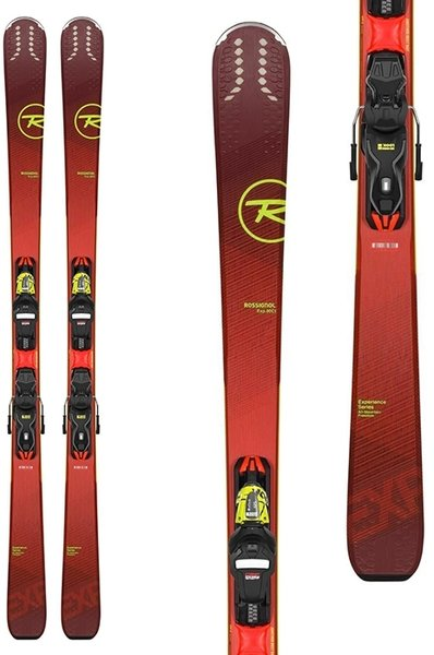Rossignol Experience 80 Ci Skis + Xpress 11 Bindings