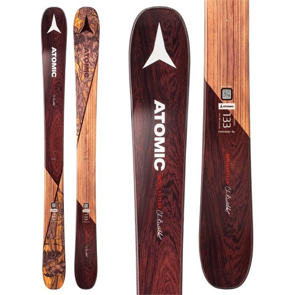 Atomic Backland BC Mini Skis