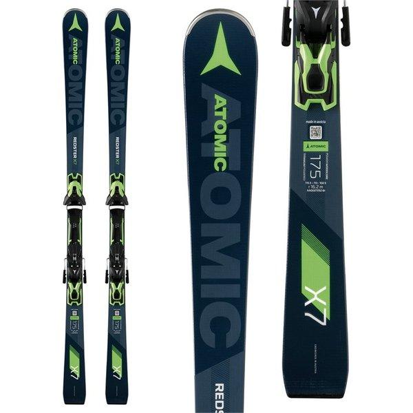 Atomic Redster X5 Skis + FT 11 GW Bindings