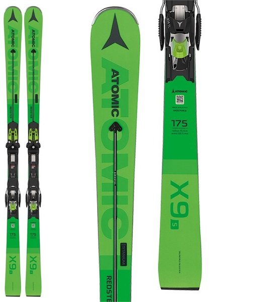 Atomic Redster X9 S Skis + X 14 TL RS GW
