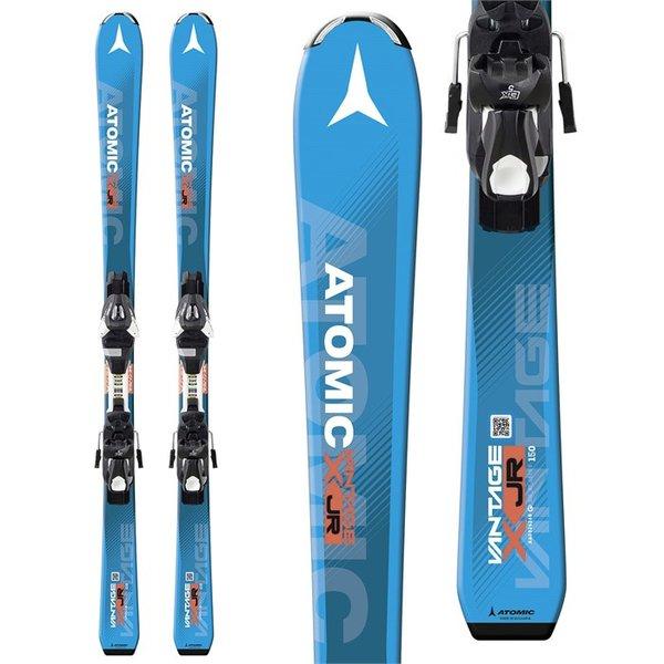 Atomic Vantage Jr III Skis + L7 Bindings