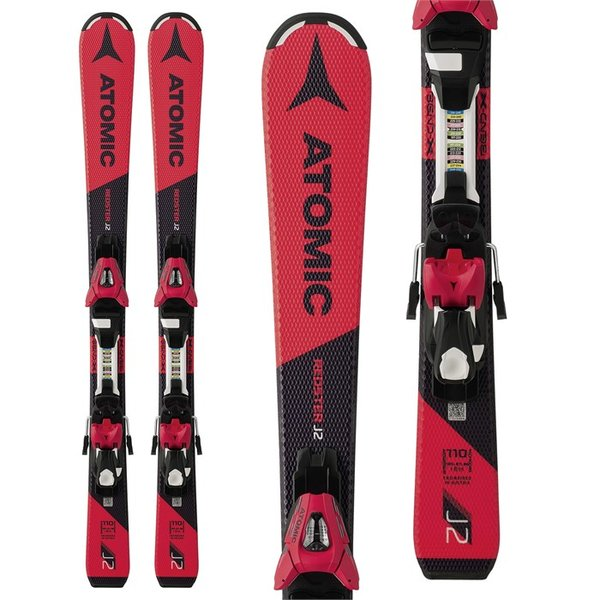 Atomic Redster J2 Skis + C 5 ET Bindings - Little Boys'