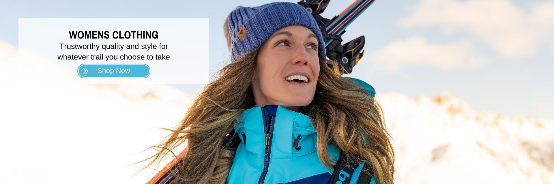 Womens Ski Snowboard Clothing