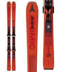 Atomic Savor 5 Skis + FT 10 GW Bindings