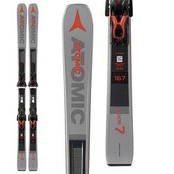 Atomic Savor 7 Skis + FT 12 GW Bindings