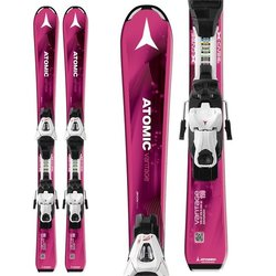 Atomic Vantage Girl II Skis + C5 Bindings