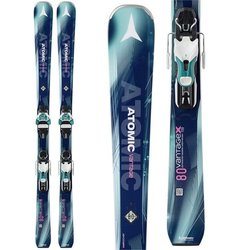 Atomic Vantage X 80 CTI Skis + Warden 11 DT Bindings Women's