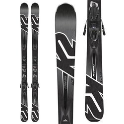 K2 Konic 75 Skis + M2 10 Bindings