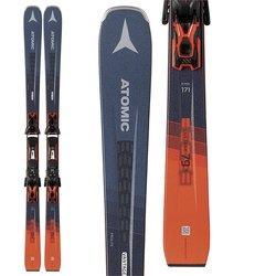 Atomic Vantage 79 Ti Skis + FT 12 GW Bindings