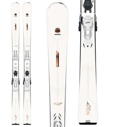 Rossignol Nova 8 CA Skis + Xpress 11 GW Bindings