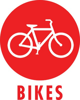 Bikes Icon Learn about bicycles