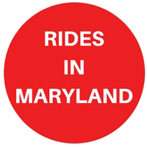 Rides in Maryland