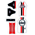 CROFTON BIKE DOCTOR CBD Men's Tri Top Long