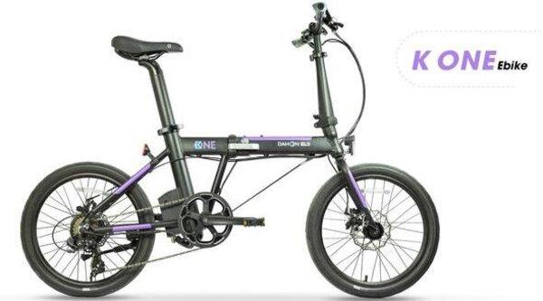 Dahon K-one E-bike (Hub Drive)