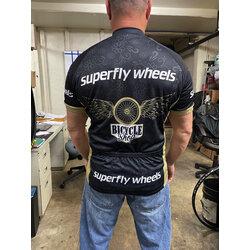 Superfly Wheels Zippered MTB/Road Jersey