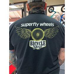 Superfly Wheels T-Shirt