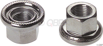 Problem Solvers Problem Solvers 9 x 1mm Axle Nut with Rotating Washer Sold Each