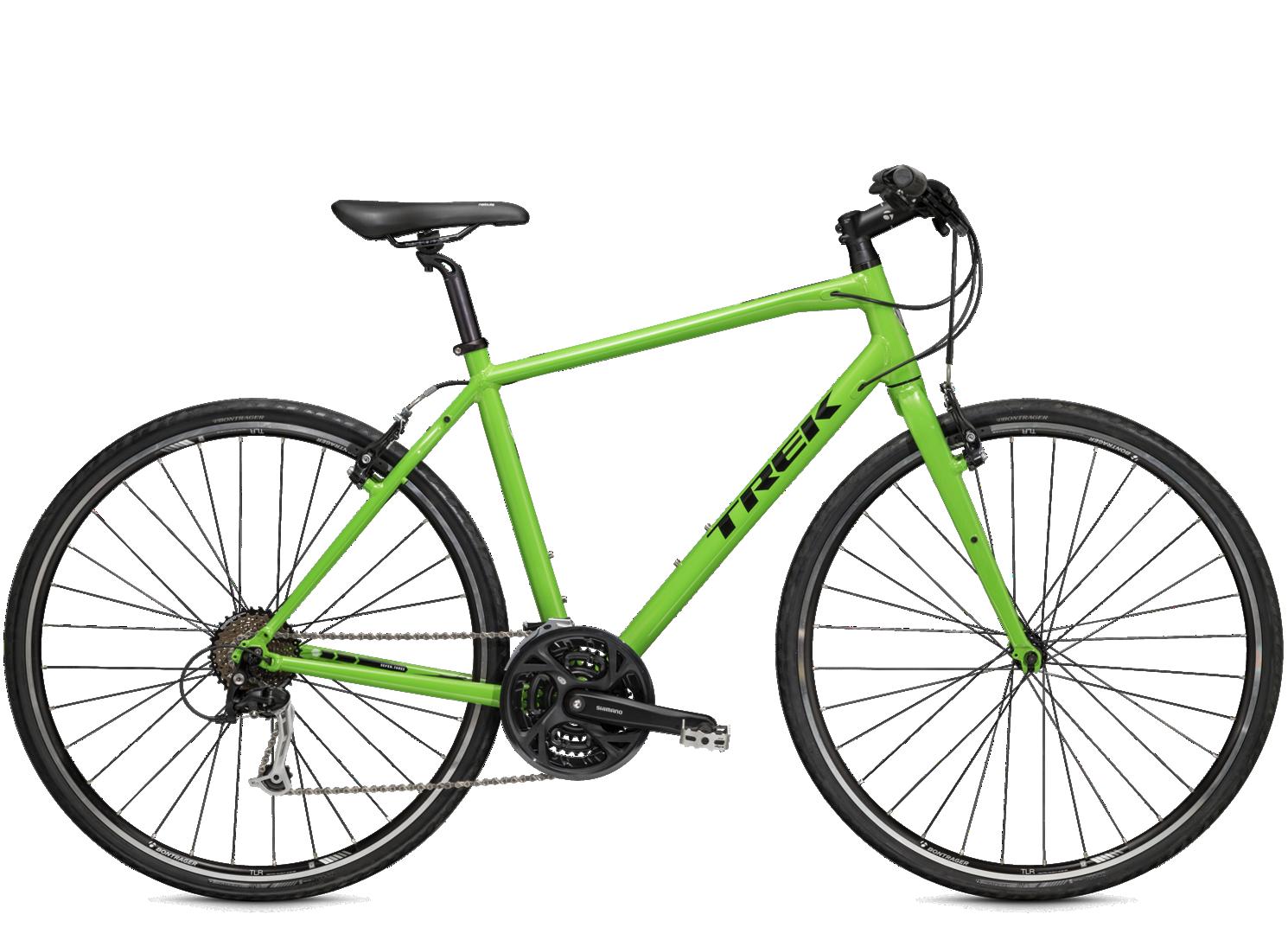 hybrid rental bike