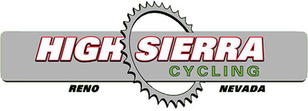 High Sierra Cycling Bike Shop Logo