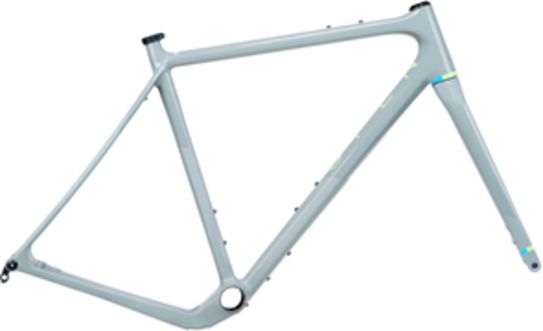 Open Cycle WI.D.E. Extreme Gravel Frameset