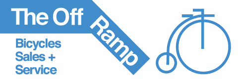 The Off Ramp Logo