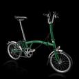 Brompton M6L Racing Green/Racing Green ez
