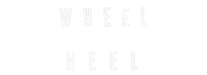 Wheel and Heel Logo