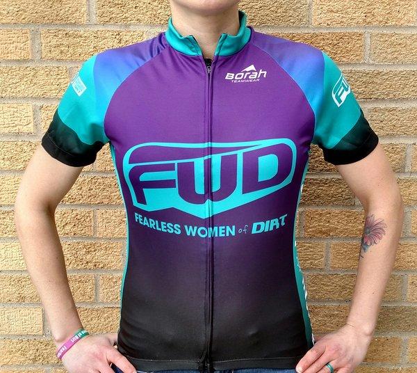 Borah Teamwear FWD Full-Zip Jersey