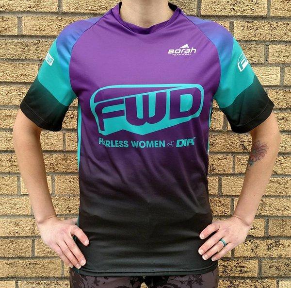 Borah Teamwear FWD Women's Freeride Jersey