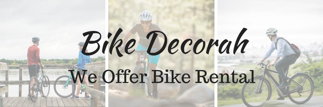 Our Bike Rentals