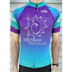 Borah Teamwear Decorah Bicycles SS Unisex Jersey
