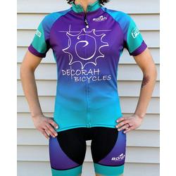 Borah Teamwear Decorah Bicycles Women's SS Jersey