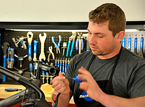 Our technicians are trained, experienced and friendly, too!