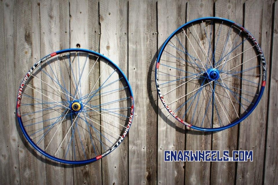 Gnarwheels Arch EX / Profile Elite - AJ's Bikes and Boards