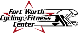 Fort Worth Cycling & Fitness Logo