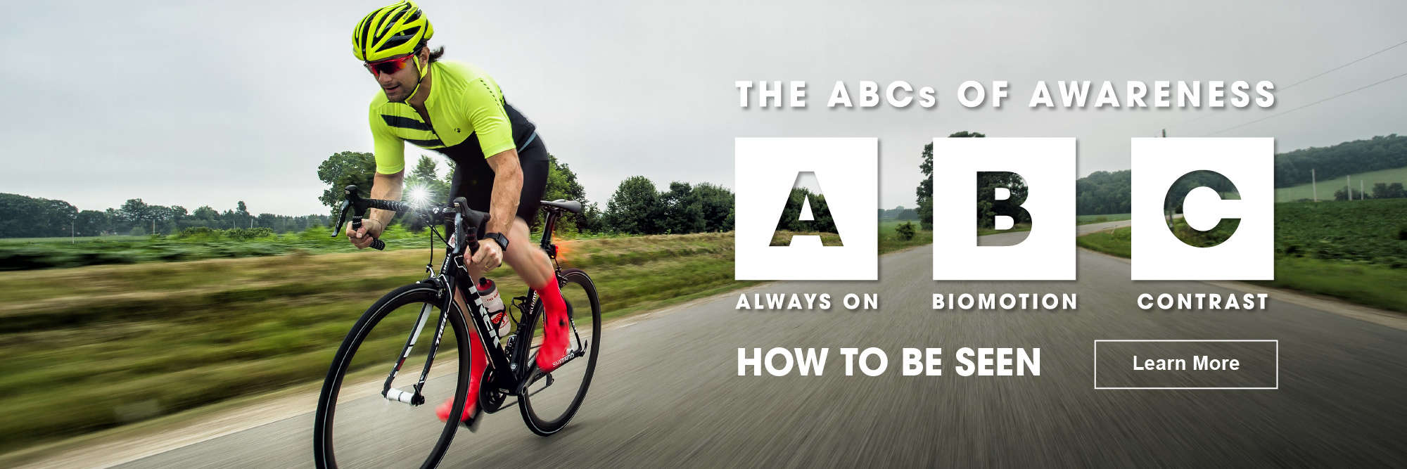 The ABCs of Awareness: How to be seen