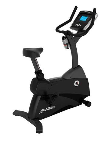LifeFitness C3 Upright Exercise Bike w/GO Console