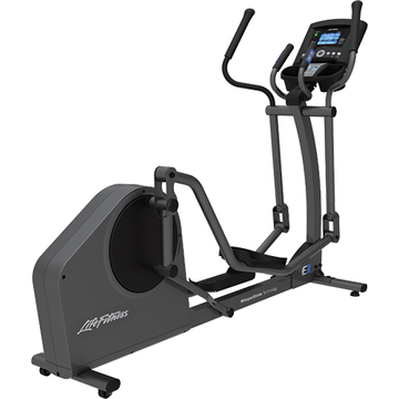 LifeFitness New E1 Elliptical Cross-Trainer w/GO Console