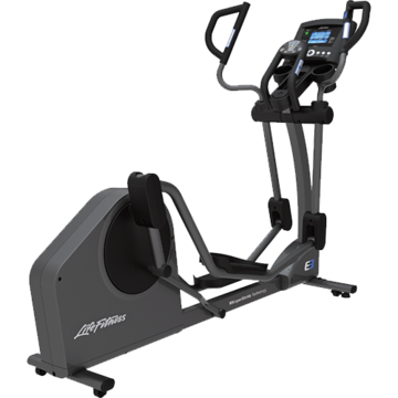 LifeFitness New E3 Elliptical Cross-Trainer w/GO Console