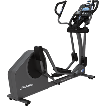 LifeFitness New E3 Elliptical Cross-Trainer w/Track Console