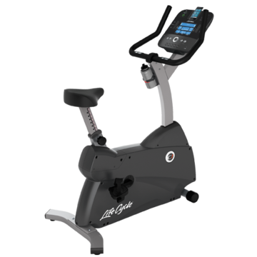 LifeFitness C1 Lifecycle Track+ Bike Console