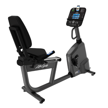 LifeFitness RS1 Lifecycle Track+ Console