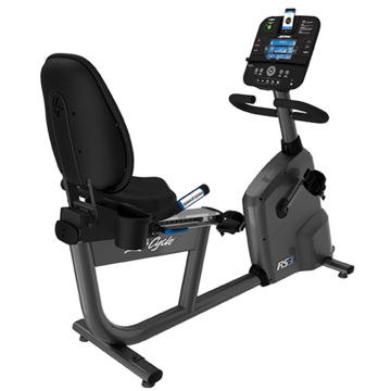 LifeFitness RS3 Lifecycle w/GO Console