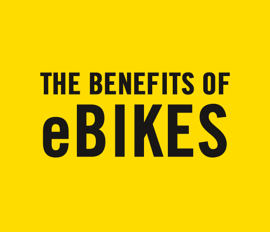 The Benefits of eBikes